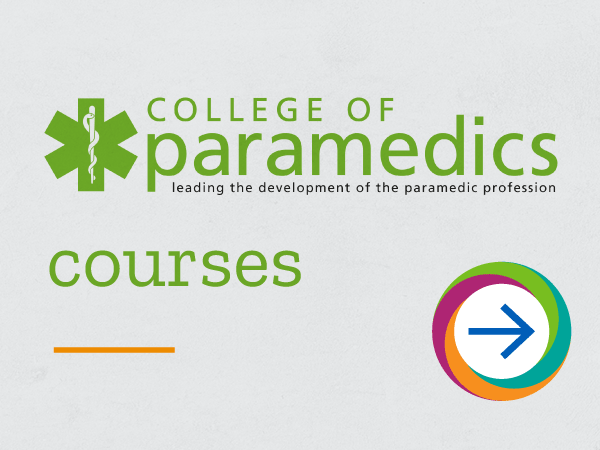 Visit the College of Paramedics courses